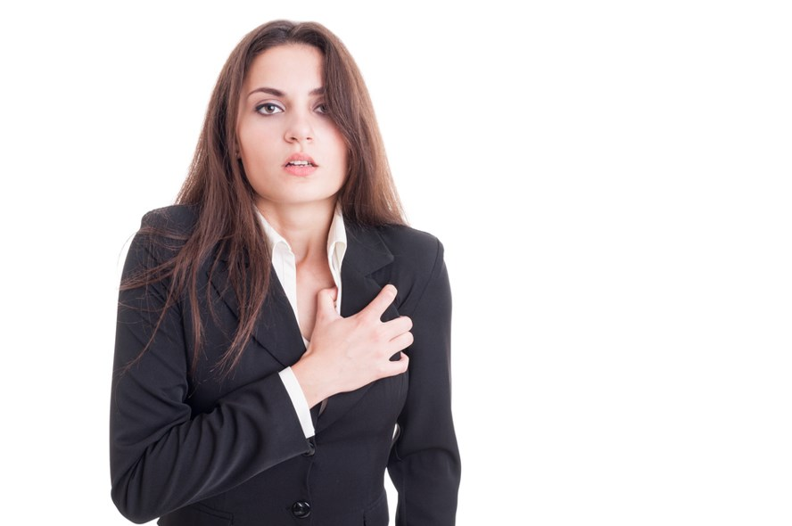 napad panike, anksioznost, prvi napad panike